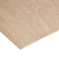 Hardwood Plywood Sheet (Th)5mm (W)610mm (L)1220mm