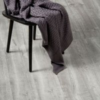 Colours Aberfeldy Grey Oak effect Laminate flooring  2m²  Sample