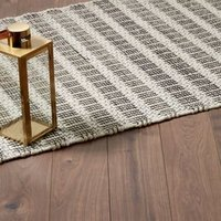 Gladstone Natural Oak effect High-density fibreboard (HDF) Laminate Laminate flooring