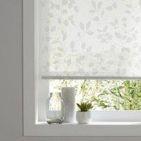 Colours Azurro Cordless White Roller Blind (L)195 cm (W)160 cm