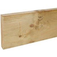 C16 Stick timber (T)45mm (W)220mm (L)4800mm