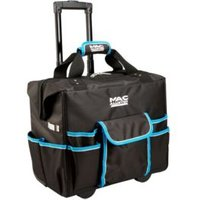 Mac Allister 600D Tool Bag with Wheels (H)380mm (W)260mm (L)460mm