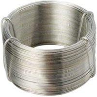 Diall Steel Steel wire 1.1mm x 50m
