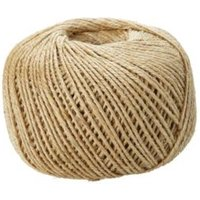 Diall Sisal Sisal Twisted Rope 2.8mm x 18M