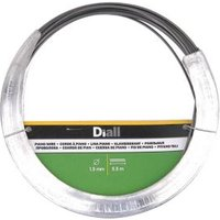Diall Steel Piano wire 1.3mm x 5.5m