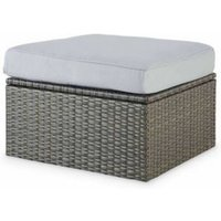 Sulana Rattan 1 Seater Coffee Table with Cushion