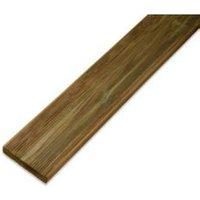 Blooma Nevou Premium UC4 Softwood Deck board (T)27mm (W)144mm (L)2400mm