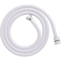 White PVC Shower hose 1.75m