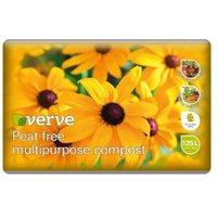Verve Peat free multipurpose compost 125L