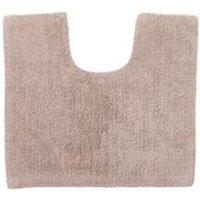 Cooke and Lewis Diani Pebble Cotton Tufty Slip resistant Bath mat (L)500mm (W)450mm