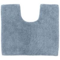 Cooke and Lewis Diani Celadon Tufty Cotton Bath mat (L)500mm (W)450mm