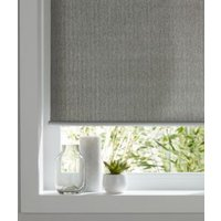 Colours Iggy Corded Grey Roller blind (L)180 cm (W)120 cm