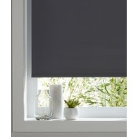 Colours Boreas Corded Grey Roller Blind (L)180 cm (W)120 cm