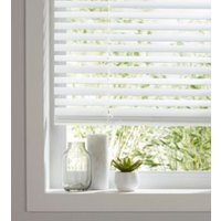 Colours Cana White Venetian blind (W)180 cm (L)180 cm