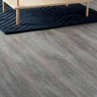 GoodHome Bundaberg Grey Oak effect Laminate flooring  2.47m² Pack