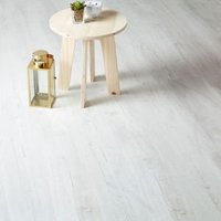 GoodHome Macquarie White Pine effect Laminate flooring  2.47m² Pack
