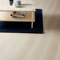 GoodHome Shepparton White Oak effect Laminate flooring  2.47m² Pack