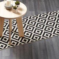Bairnsdale Dark grey Oak effect Laminate flooring 1.996 m² Pack