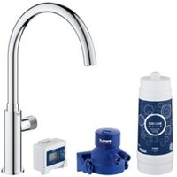 Grohe Blue Pure Chrome effect Filter tap