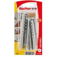 Fischer Frame Fixing (Dia)8mm (L)80mm  Pack of 5