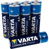 Varta Longlife Power AA Battery Pack of 12