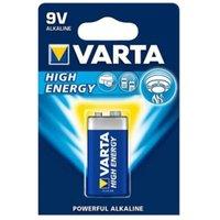 Varta Longlife Power Non rechargeable 9V Battery