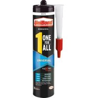 UniBond One For All Universal Solvent free Adhesive & sealant