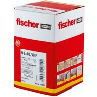 Fischer Nylon Hammer-In Plug  Pack of 50