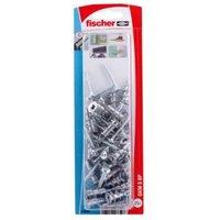 Fischer Steel Self drilling metal plug  Pack of 25