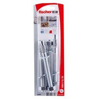 Fischer Through bolt (L)120mm (Dia)12mm Pack of 4.