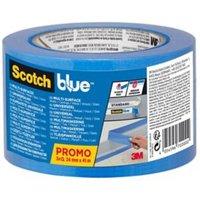ScotchBlue Blue Masking Tape (L)41m (W)24mm Pack of 3