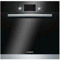 Bosch HBA23B152B Black Electric Single oven
