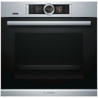 Bosch HBG656RS6B Black Electric Single Multifunction Oven