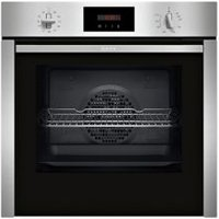 Neff B6CCG7AN0B Integrated Electric Single Oven.