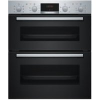 Bosch NBS113BR0B Integrated Electric Double Oven
