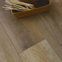 Showhome Natural oak Wood effect Luxury vinyl click flooring 2.42m² Pack
