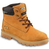JCB Honey Protector Safety Boots  Size 10