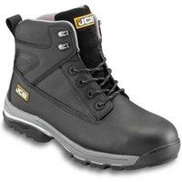 JCB Black Fast Track Boots  Size 12