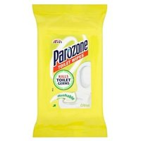 Parozone Toilet cleaning wipes  pack of 40