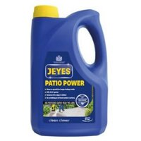 Jeyes Fluid Suitable for use on paths patios & drives Patio cleaner.