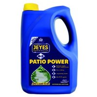 Jeyes 4-in-1 patio power Outdoor cleaner  4 L
