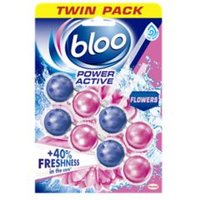 Bloo Floral Toilet block