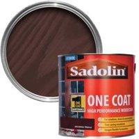 Sadolin Jacobean walnut Semi-gloss Woodstain 2.5L