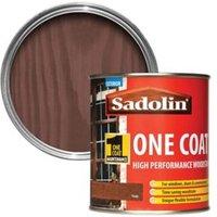 Sadolin Teak Semi-gloss Conservatories doors & windows Wood stain 500