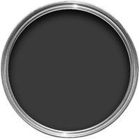 Sandtex Black Smooth Masonry paint 1L