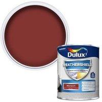 'Dulux Weathershield Monarch Red Gloss Metal & Wood Paint  0.75