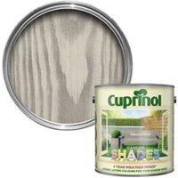 Cuprinol Garden shades Natural stone Matt Wood paint 2.5L