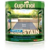 Cuprinol Silver birch Matt Decking Wood stain  2.5
