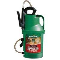 Cuprinol Fence Paint sprayer
