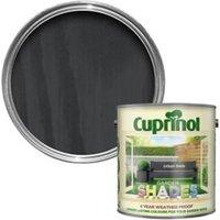 Cuprinol Garden shades Urban slate Matt Wood paint 2.5L